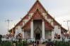 Wat Mongkol Borpith, Ayuthaya, Bangkok, Thailand
