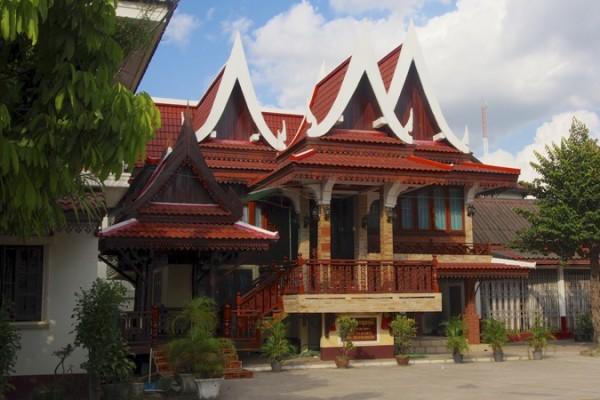 Wat Ong Tue, Vientiane, Laos