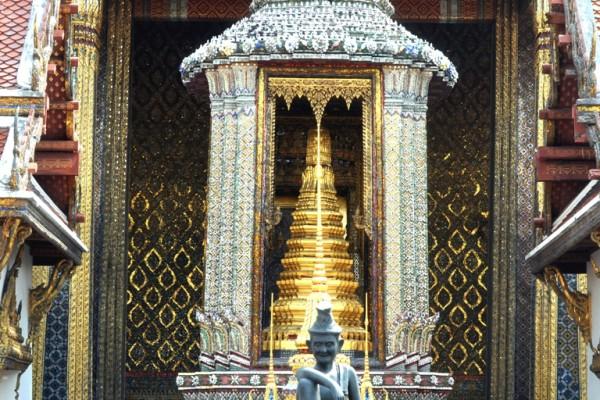 Wat Prakeo, Vientiane, Laos