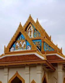Wat Trimit, Bangkok, Thailand