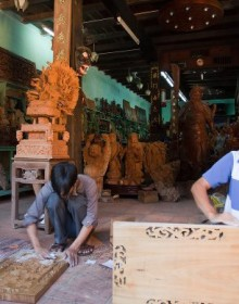 Workshop in Hoi An 2
