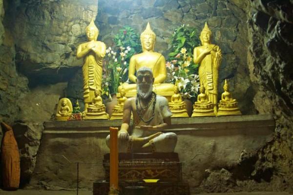 Wat Chomphet Temple, Luang Prabang, Laos