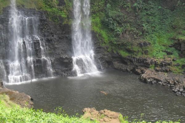 tad fane waterfall, Pakse,