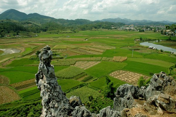 Mac Dynasty Citadel, vietnam tour, northern vietnam tour, tour to the historical sights vietnam