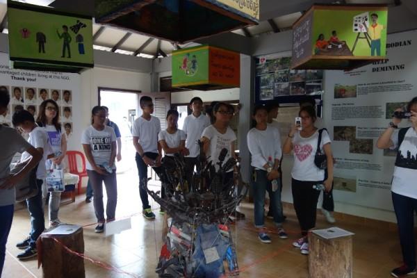 Akira Landmine Museum, Cambodia