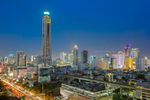 Baiyoke Sky Tower, Bangkok, Thailand