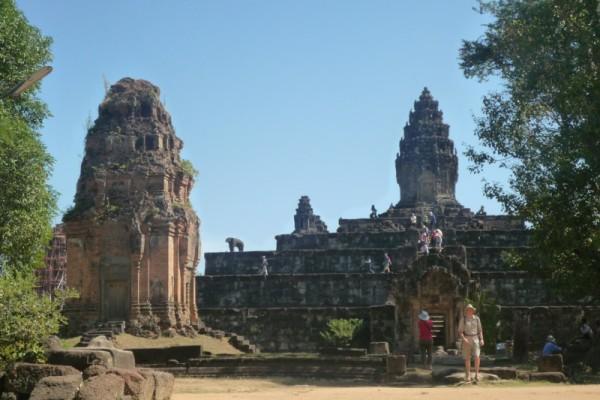 Bakong Temple, Siem Reap, Cambodia