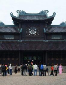 Dinh temple