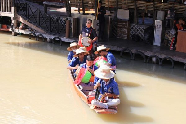 Four Regions Floating Market , Pattaya, Thailand