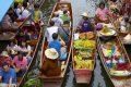 Four Regions Floating Market , Pattaya, Thailand