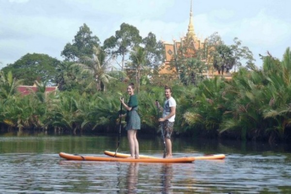 Kampot, Cambodia, Phnom Penh