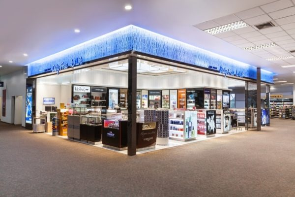 King Power Duty Free, Bangkok, Thailand