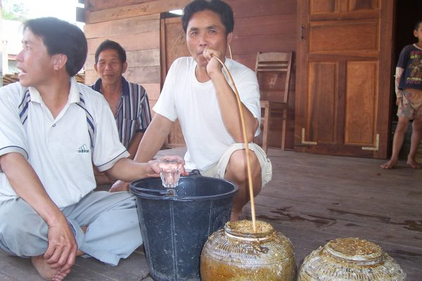 laos wine, laos food, laos tour