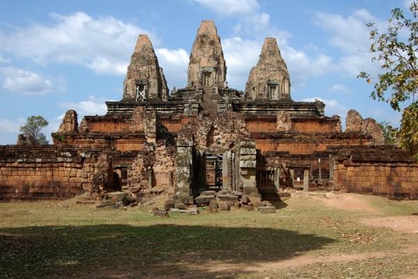 East Mebon Temple Travel Guide Tours Siem Reap Cambodia