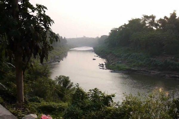 Nam Khan River, Luang Prabang, Laos