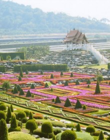 Nong Nooch Village & tropical Garden, Pattaya, Thailand