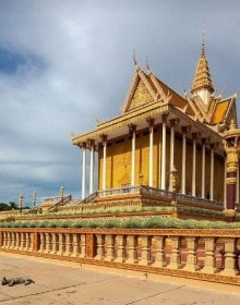Cambodia Holiday