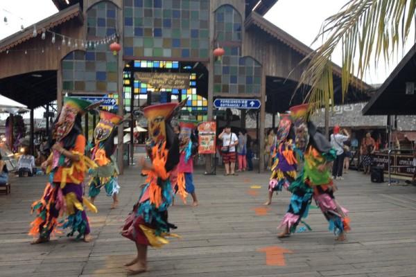 Pattaya Floating Market, Pattaya, Thailand