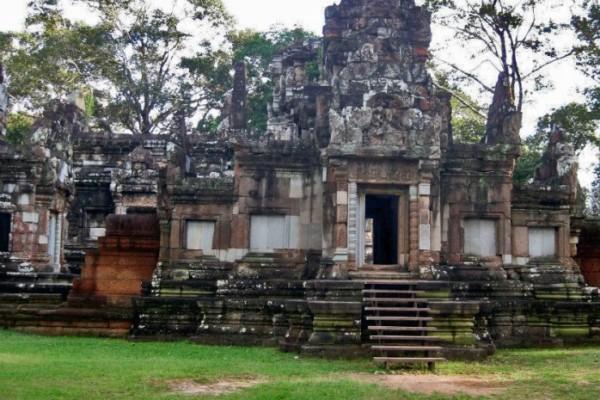Chau Say Tevado Temple, Siem Reap, Cambodia
