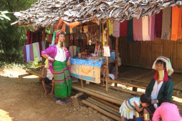 San Kham Pang Village, Chiang Mai, Thailand