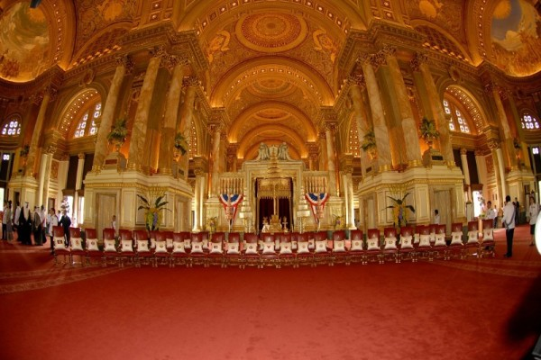 The Ananta Samakom Throne Hall, Bangkok, Thailand