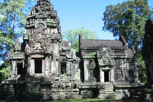Thommanon Temple, Siem Reap, Cambodia