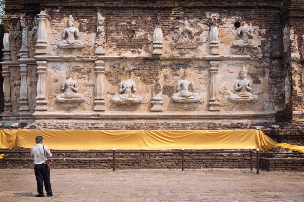 Wat Jed Yod, Chiang Mai, Thailand