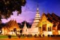 Phra Singh temple, Chiang Mai, Thailand