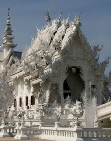 Chiang Mai, Chiang Rai & Mateang Village Tour