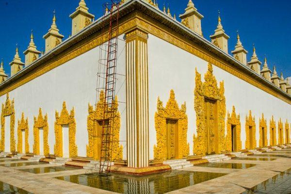 Atumashi Monastery, Mandalay, Myanmar