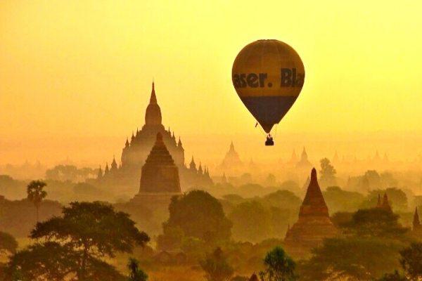 Bagan Hot Air Balloons