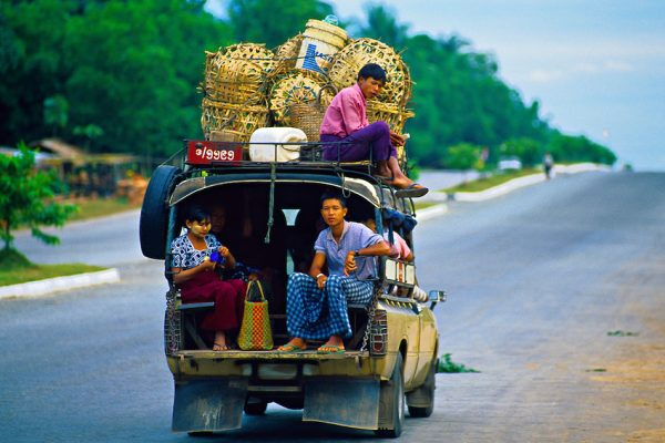 Bago, Myanmar, Travel Guide