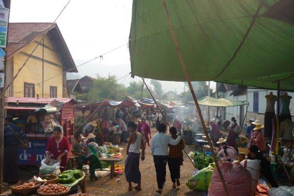 Kalaw, Shan Platueau, Myanmar