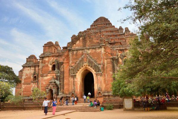 Damyangyi Temple, Bagan, Myanmar