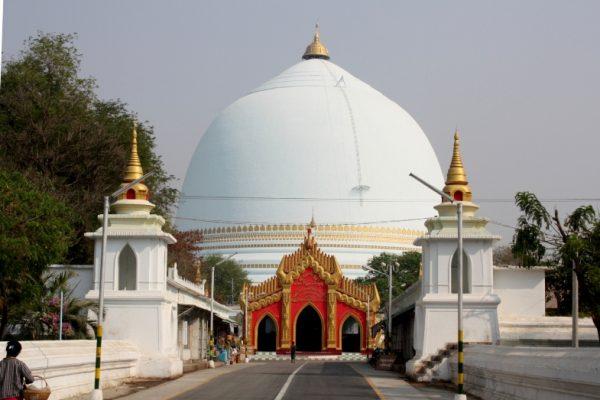 KaungMudaw Pagoda, Myanmar, Travel Guide
