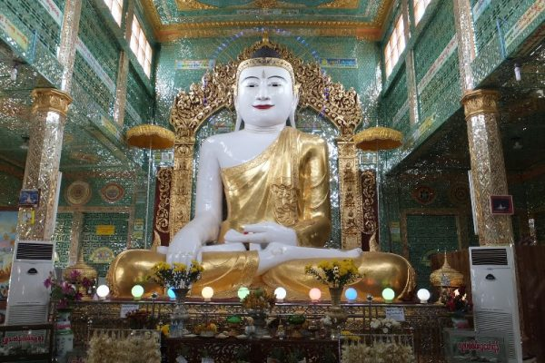 KaungMudaw Pagoda, Myanmar, Travel Guide