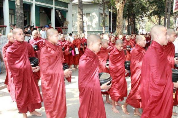 Mahagandayon Monastery, Travel Guide, Myanmar