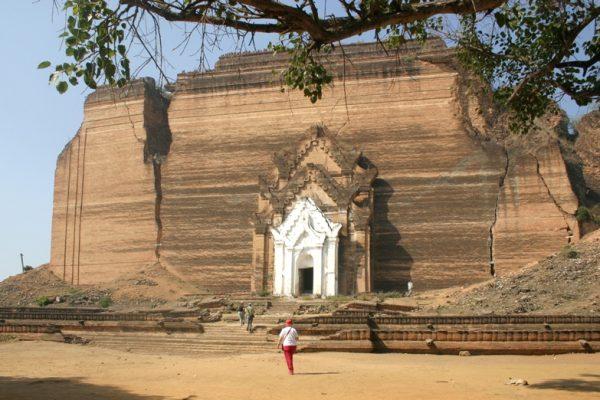 Mingun Pagoda, Travel Guide, Myanmar