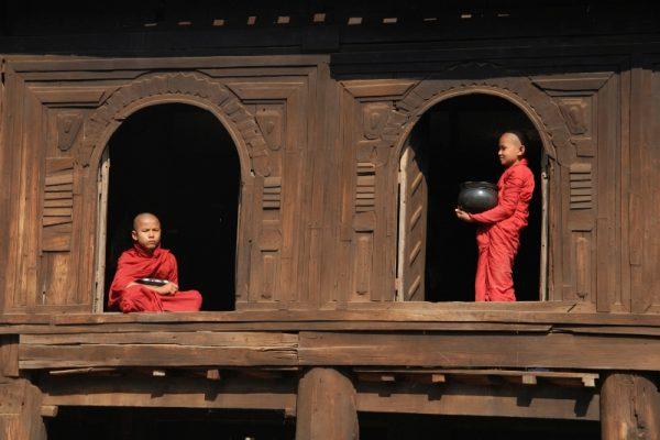 Shwe Yan Pyay Monastery, Myanmar