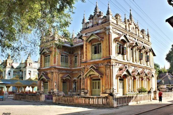 Monywa, Myanmar, Trave; Guide