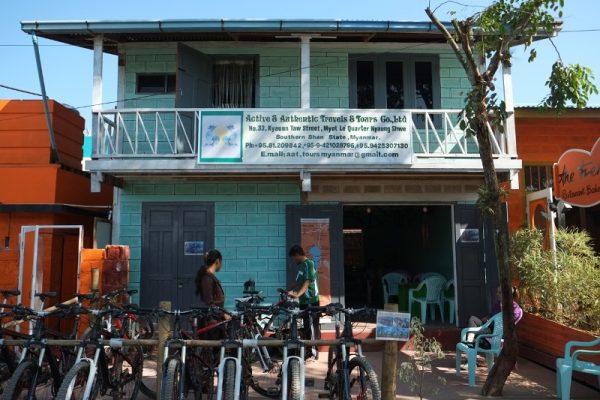 Nyaung Shwe Challenging