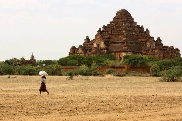 Nan Paya Pagoda, Bagan, Myanmar