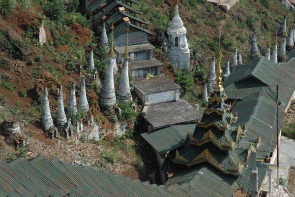 Pinday Caves, Myanmar, Travel Guide