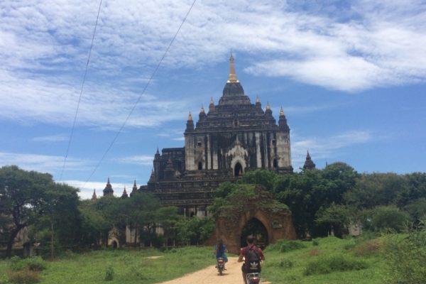 Thatbyinnyu Temples, Bagan, Myanmar