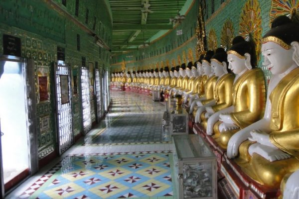 Sagaing Hill Temple, Myanmar, Travel Guide