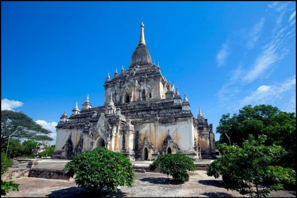 Shwegugyi Temple, Bagan, Myanmar