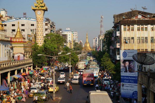 Yangon City, Myanmar, Travel Guide