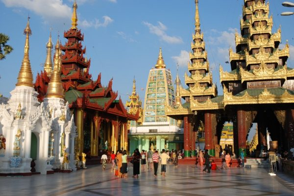 Yangon City, Myanmar, Travel Guide