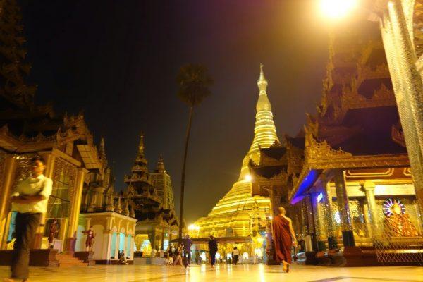 Shwe Taung Oo Pagoda