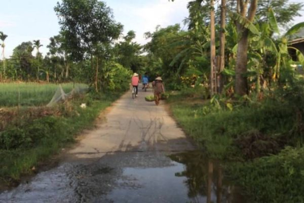 Thuy Bieu Village hue